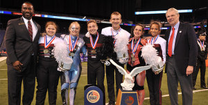 2014 Bands of America Grand National Champions